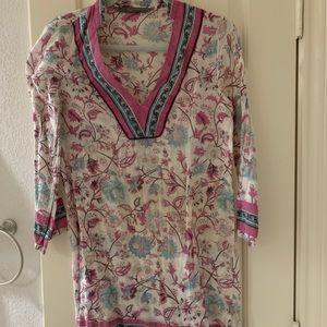 Zara tunic